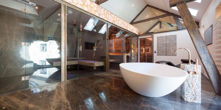 Des salles de bains uniques pour des ma tres d 39 ouvrage Maitres d ouvrage