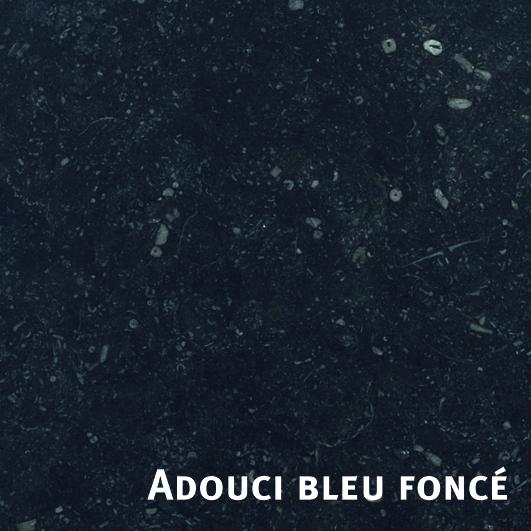 Adouci bleu foncé