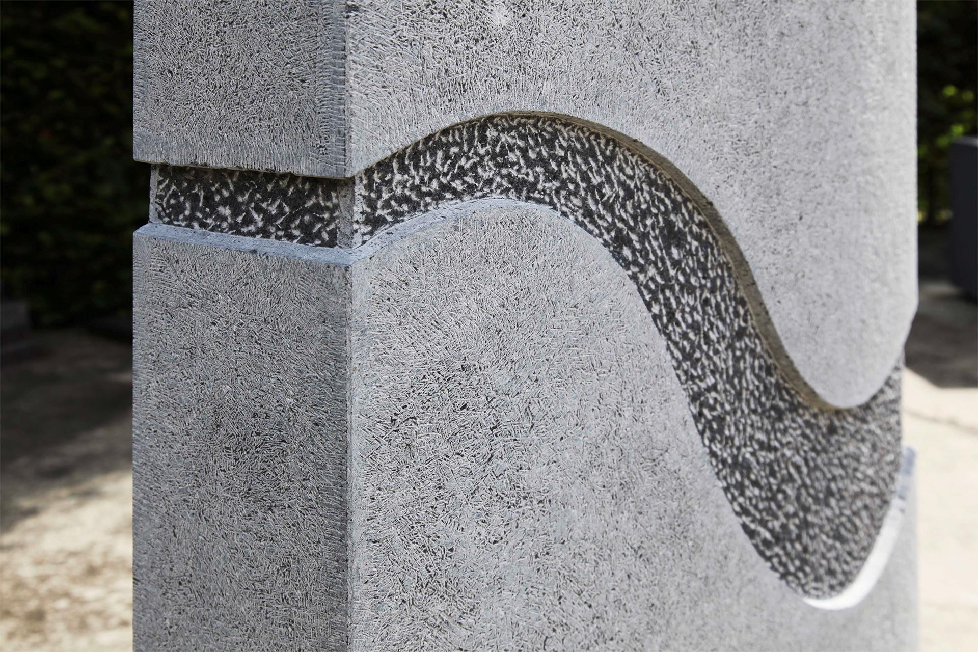 Grabstein nach eigenem Entwurf