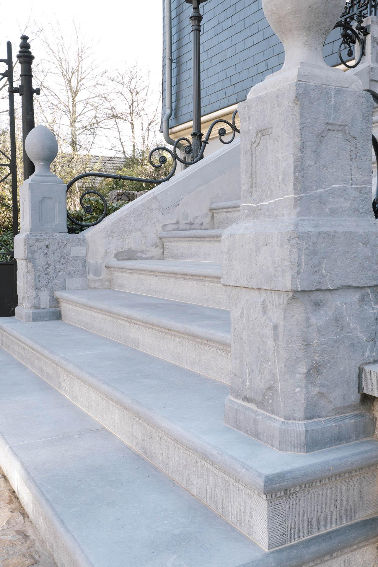 Das Treppenprofil ist typisch für die Maas-Rhein Region