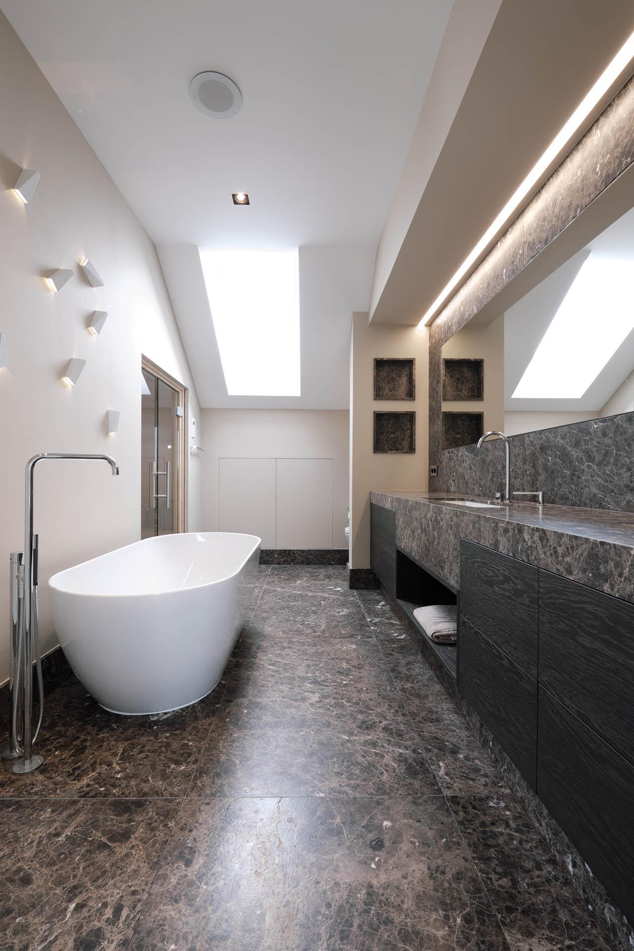 Lichtdurchflutete Räume In Der Modernen Architektur