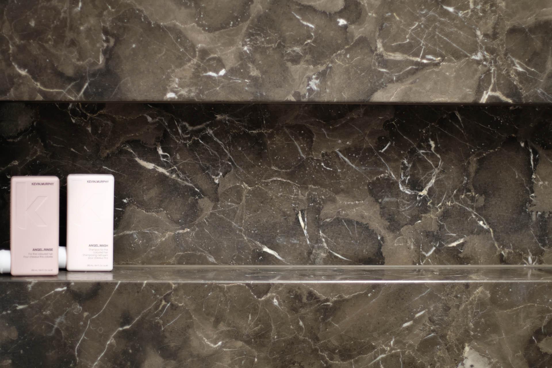 Exklusive Natursteinverarbeitung vom Bäderbauer Radermacher