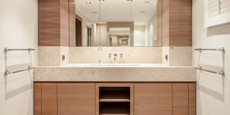 Jura Marmor Waschtisch in modernem Design